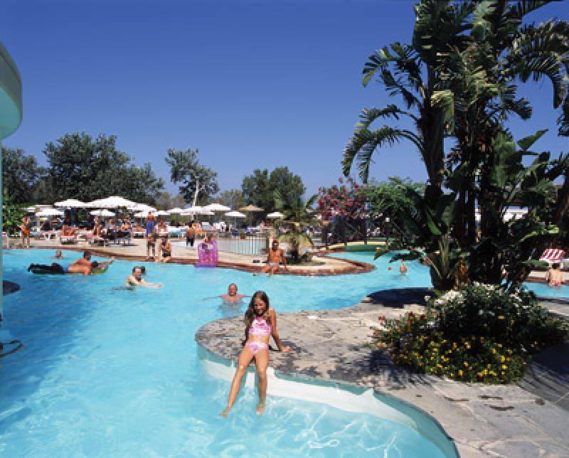 Hotel Calypso Beach - Faliraki - Rhodos